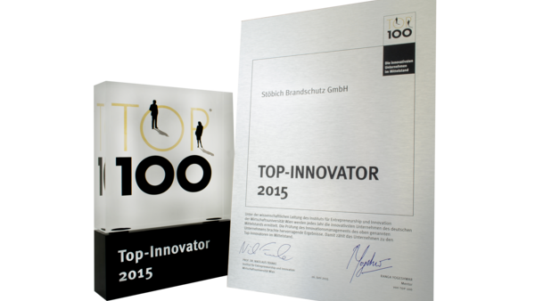 Stöbich is Top-innovator 2015