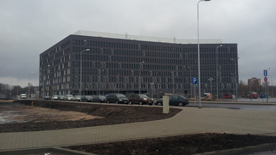 Finance Administration Riga Latvia