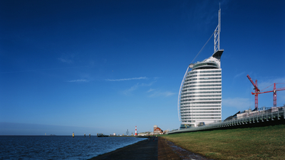 Atlantic Hotel Sail City, Bremerhaven